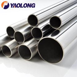 Nº 1 de alta calidad 2b para el decapado del indicador de polaco 304 tubos de acero