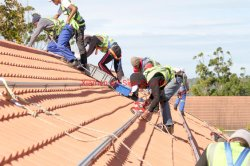 Installation solaire Estructure solaire énergie solaire de profilé en aluminium
