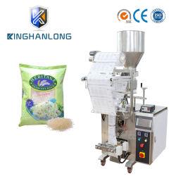 Voller automatischer luftgestoßener Reis/schwarzer Reis/runder Reis /Food, das Verpackmaschine packt