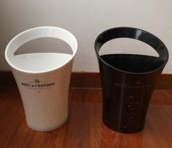 9L de acryl Plastic PromotieEmmer Van uitstekende kwaliteit van het Ijs van de Wijn van Champagne van het Bier