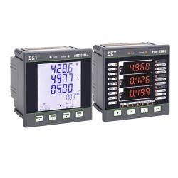 Misuratore di potenza digitale RS-485 a tre fasi LCD/LED 96*96 PMC-53M-A/E.