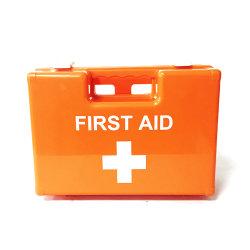Casos de equipamento médico de protecção personalizado de plástico duro no exterior da caixa de primeiros socorros à prova de Caixas