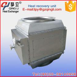 A fábrica de aço carbono Alta Temperatura do Gás de Escape Caldeira Economizador de energia