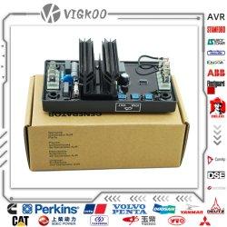 استبدال منظم الجهد التلقائي AVR R230 لمولد سومر Leroy