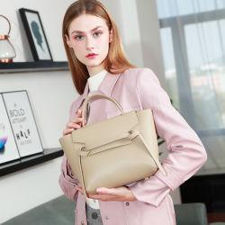 Europe Fashion Famous Designer Genuine Leather Handtas voor dames