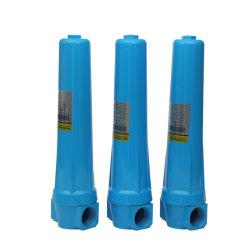 エアオイルコンプレッサのスペアパーツに使用される AC インラインフィルタ 水処理用
