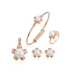 Het verkopen van goed Imitation Pearl Jewelry Sets