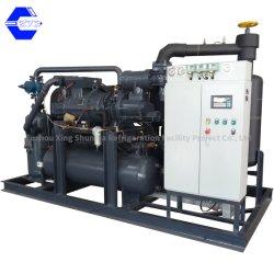 해병 또는 실내 스케이트장 또는 산업 또는 에어 컨디셔너 시스템 찬물을%s 나사 또는 물 또는 공기에 의하여 냉각되는 냉각장치