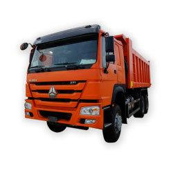 HOWO Sinotruk Original nouveau ou utilisé des roues 6X4 10 371HP/ Camion-benne benne basculante pour la mienne
