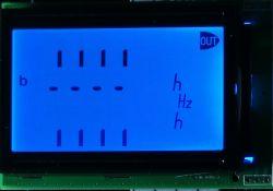 Transflektives TFT-LCD-Farbdisplay mit positivem Farbdisplay, kundenspezifisches Design