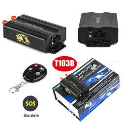 De bedrading van GPS GPS van de Auto DVD van de Vrachtwagen van het Voertuig met het Alarm T103b van de Deur