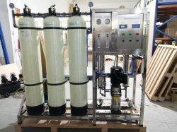 Filtri salati dal sistema RO di desalificazione dell'acqua degli ioni metallici Ky-500