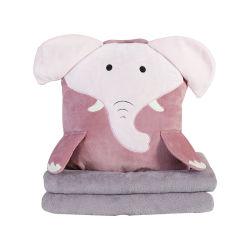 استعملت فيل لحاف يثنّى - وسادة قيلولة وسادة مرجان صوف غطاء لأنّ [سكهوول وفّيس] بيتيّة