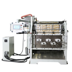 4 L'impression couleur et de la machine pour la coupe du papier Die-Cutting Imprimer
