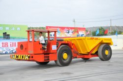 Ku-10 Ton CAMIÓN VOLQUETE, EL METRO, camión de acarreo de vehículos Equipos de minería LHD