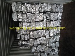 La fabbrica di alluminio del fornitore dello scarto 6063 dell'espulsione di alluminio dello scarto direttamente fornisce
