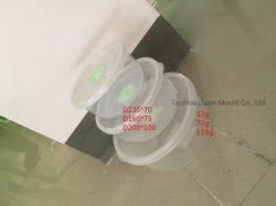 Usado comida de plástico do molde da caixa de segunda mão Recipiente para alimentar o Molde