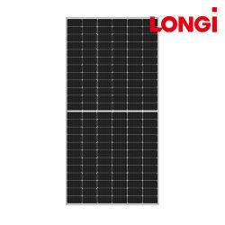 Module solaire longi mono Haute efficacité Longi Perc Half Cell Panneau Solaire Panneau solaire 450W de puissance PV Module du panneau de panneau solaire