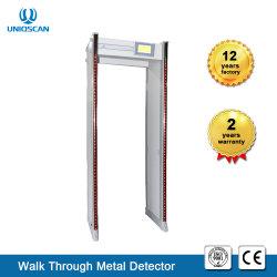 33 Zonen-Sicherheits-Gatter-explosiver Detektor-Tür Customerized Feld-Metalldetektor für die Huamn Sicherheit Prüfung