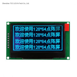 2.42 дюйм 7 Контакт SSD1309 128X64 контроллера SPI-белый ЖК-дисплей OLED дисплей