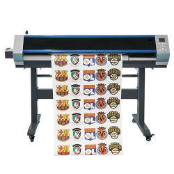 Китай печать режущего оборудования 500мм виниловой наклейке экологически чистых растворителей цифровой струйный принтер резак машины