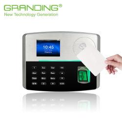 Биометрический считыватель отпечатков пальцев времени для управления (S800)