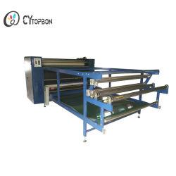 Máquina de prensa de calor de rollo a rollo de gran formato para calefacción Sublimación de transferencia