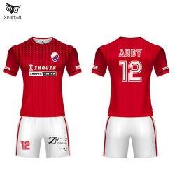 Maglia da calcio personalizzata per gli sport personalizzata della squadra di calcio New Model Camicia da calcio uomo