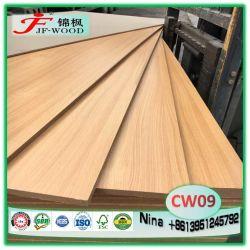 2019 Hoge polijst de Verkoop van de Fabriek direct In reliëf gemaakte MDF HDF van China van de Melamine van Furnitures van de School Raad