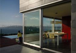 Los materiales de construcción /corrediza de vidrio laminado reflectivo/Casement/Bifolding/fijo/Tilt-Turn/aluminio toldo /puertas y ventanas de aluminio