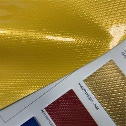 Struttura materiale su ordinazione materiale a buon mercato 100% di gioco del calcio del cuoio sintetico dell'unità di elaborazione del tessuto di cuoio dell'unità di elaborazione di Micooson