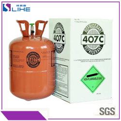 Refrigerante automatico R134A/R404A/R410A/R407c del Freon del gas puro di 100% per l'Africa