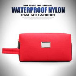 Wholsaleのゴルフクラッチの人の携帯用球袋の軽量の防水スポーツのハンド・バッグ