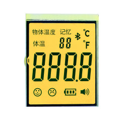 تسليم سريعة أحاديّة قطعة درجة حرارة يقيس [ترنسميسّيف] [لكد] أعراض