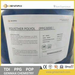 マットレス / ソファフォーム原材料 Pop45%Tdi80/20 PPG3000 フォームマットレス