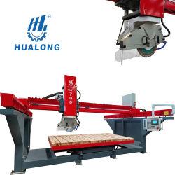 آلة قطع الرخام بالجرانيت الضخمة الصناعية Hualing Hlyt-700 Laser Aligment Industrial
