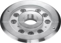 316 фонтан из нержавеющей стали бассейн лампа фонтан индикатор сопла подводного освещения