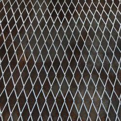 [0.6-1.2مّ] غلفن سماكة يمدّد معدن شبكة شريحة خشبيّة