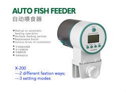 آليّة [ديجتل] [لكد] طعام مغذية مؤقّت لأنّ سمكة وزواحف