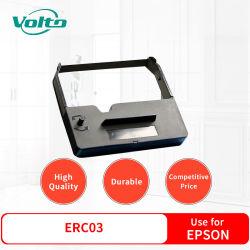 Erc Epson compatíveis03 Erc-03 do cartucho de fita para impressora de escrever para Casio 3700 3800 4000 7000 Impressora Matricial