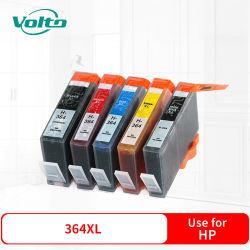 Kompatible Drucker-Nachfüllungs-Tinten-Kassette HP-364XL für HP Photosmart C6300 6380 5380 6350 6375 638 D5460 5468 5440 5445 B109