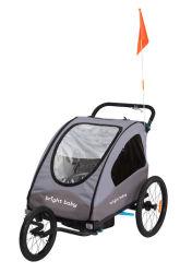 Bebé Bicicleta Trailer 3 en 1 para el Corredor+Remolque+Cochecito