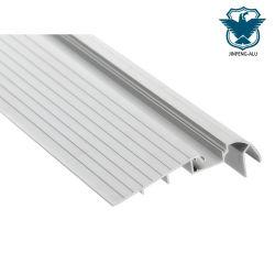 Extrusión de Aluminio OEM fábrica para el perfil de la Escalera de aluminio