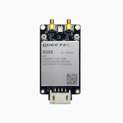 850/900/1800/1900 MHz 4G LTE EDGE GPRS GPS GNSS BG96 Dongle USB en option avec emplacement pour carte SIM