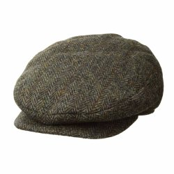 Оптовая торговля 100% шерсть пользовательские моды береты Tweed Newsboy АЙВИ Red Hat