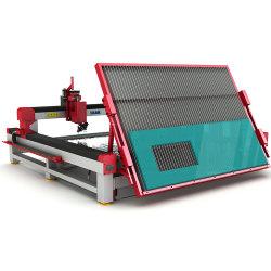 Waterjet CNC van de Machine Snijders voor Marmeren Ceramisch Graniet