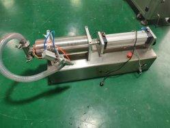 Полуавтоматическая жидкость пить напитки машина для жидкости бачок жидкости машина одной головки блока цилиндров