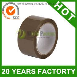 Bande de Cachetage de Gomme de Brown BOPP pour L'emballage de Boîte (YST-BT-074)