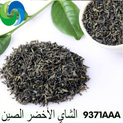 9371Chinês AAA melhor Granel Chá Orgânicos marca Chá Verde