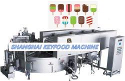 Machine de remplissage de la glace de crème glacée Lolly Ligne de Production